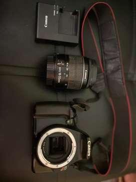 Camara Canon T6-i