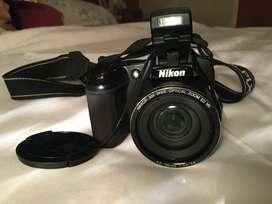 Cámara digital Nikon Cooplix L820