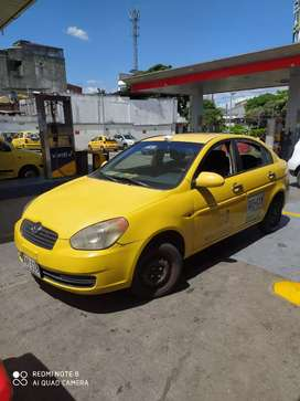 Se vende taxi 2009