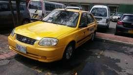 TAXI MODELO 2005