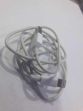 Cables de carga para celulares Iphone