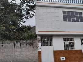 En Ibarra, cerca de la loma de Guayabillas, se arrienda hermosa casa de campo
