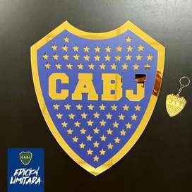 Cuadro Escudo Boca Juniors Edicion Limitada