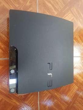 PS3 con 2 joysticks