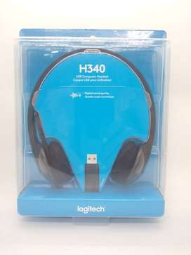 Diadema Logitech H340  USB
