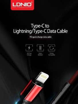 LDNIO Data Cable Type C2 LC92