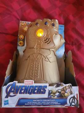 Promoción juguetes Varios Monopoly,Thanos Nerf
