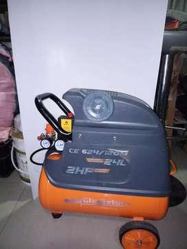 Compresor 2hp 24 litros