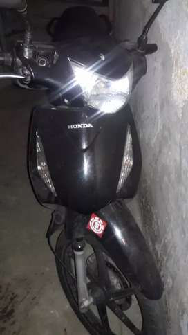 Moto impecable