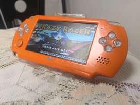 Consola de juegos. Mp5. Emulador