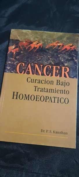 Libro: cáncer curación bajo tratamiento homoeopatico