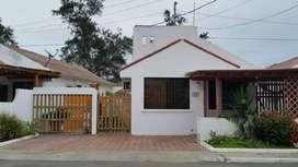 Venta de Casa Amoblada en Salinas