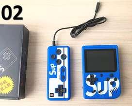 Mini Consola Retro Portátil Gameboy 400 Juegos + Control