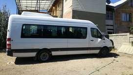 Sprinter 515 19 + 1 (Uso turismo) 120000 kms