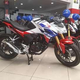 Motocileta Honda CB190R 0 Km sin inicial