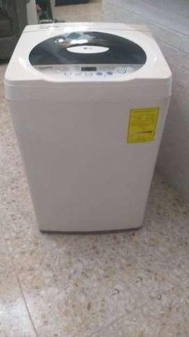Lavadora LG TurboDrum