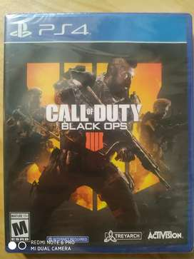 Remato Call of Duty : Black Ops 4 PS4