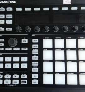 Controlador Maschine Mk2 Native Instruments Profesional Para DJ