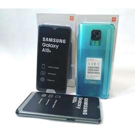 Xiaomi Redmi note 9 pro de 128gb, Samsung A10s, Samsung A51, Samsung A71