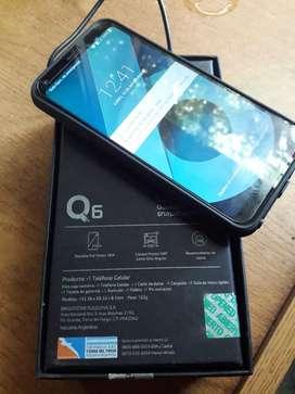 Vendo o permuto por Samsung LG q6 en caja
