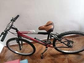 Se remata bicicleta R26