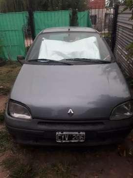 Renault clio pemuto
