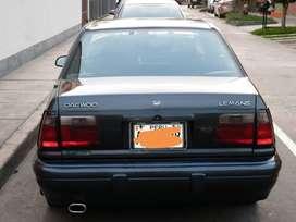 Auto Daewoo mod. Lemans.