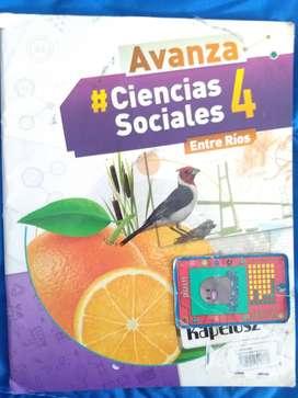 CIENCIAS SOCIALES 4- AVANZA