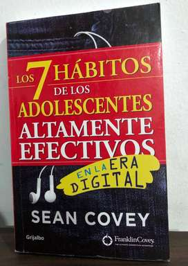 LIBRO LOS 7 HÁBITOS DE LOS ADOLESCENTES ALTAMENTE EF3ECTIVOS EN LA ERA DIGITAL