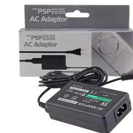 Ac adaptador corriente psp 2000 y 3000