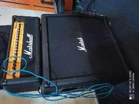 Amplificador Marshall 100w con gabinete