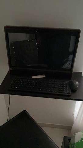 Computador de escritorio All in one lenovo