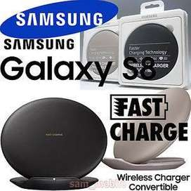 Charger inalambrico Convertible Galaxy S8 Y S8 PLUS , iPhone 8, iPhone 8 Plus, iPhone X