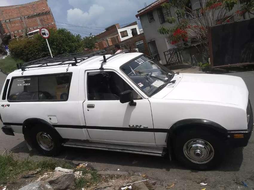 Chevrolet luv 1600 0