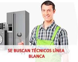 Tecnico de electrodomesticos linea blanca lavadoras y neveras
