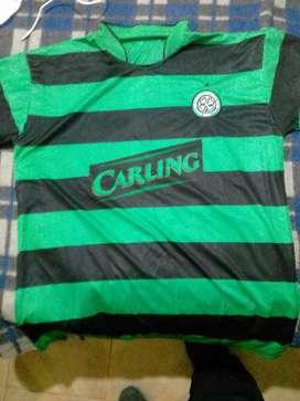 Camiseta Futbol Celtic
