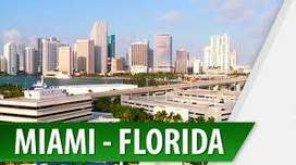 Ocasión!  transfiero 2 pasajes a Miami a $360 c/u todo incluido