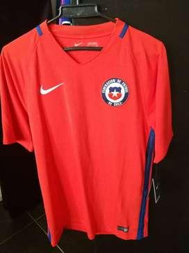 Camiseta Seleccion de Chile NIKE 2017