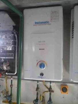 REPARACION DE CALEFONES A GAS Y ELECTRICOS
