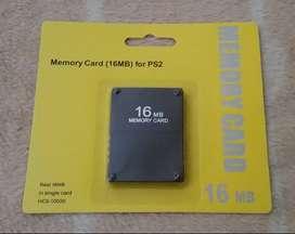 MEMORY CARD 16 MB DE PS2