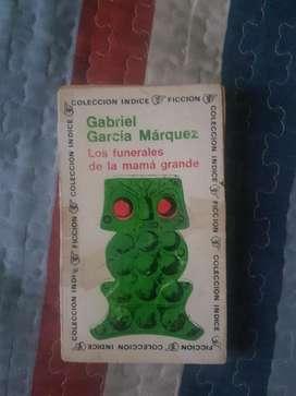 Los Funerales De La Mamá Grande / García Marquez