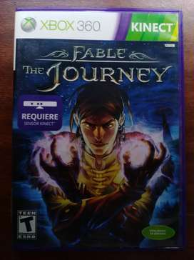 Fable The Journey Kinect - Xbox 360