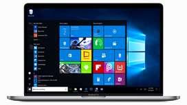 Instalación de Windows en Mac, COMO SEGUNDO SISTEMA OPERATIVO