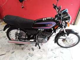 Rx 115 modelo 2007