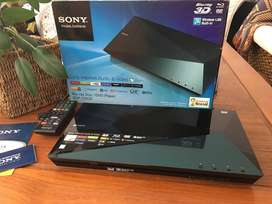 Sony Blu-ray 3D DVD Player - BDP-S5100 - Netflix, YouTube y muchas más - Internet Audio y Video