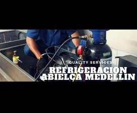 Reparación de neveras domesticas y comerciales