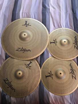 Vendo zildjian low volumen L80