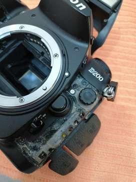 Reparación cámaras lentes flash