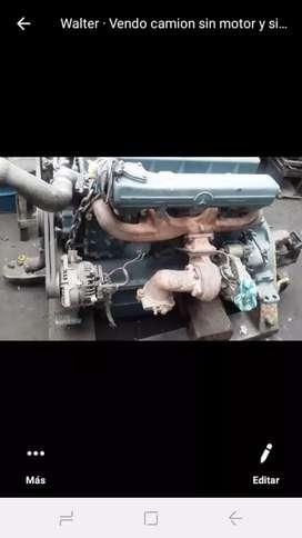 Vendo motor mercedes benz turbo intercoler