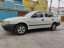 Toyota Caldina 1995 station wagon, gnv, uso particular, muy conservado